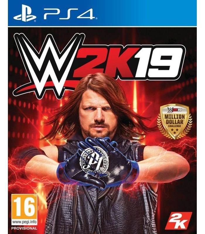 بازی W2K19 مخصوص PS4