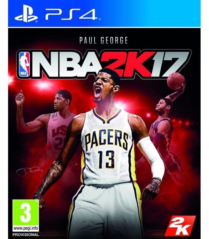 بازی NBA 2K17 مخصوص PS4