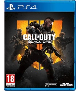 بازی Call of Duy: Black Ops 4 مخصوص PS4