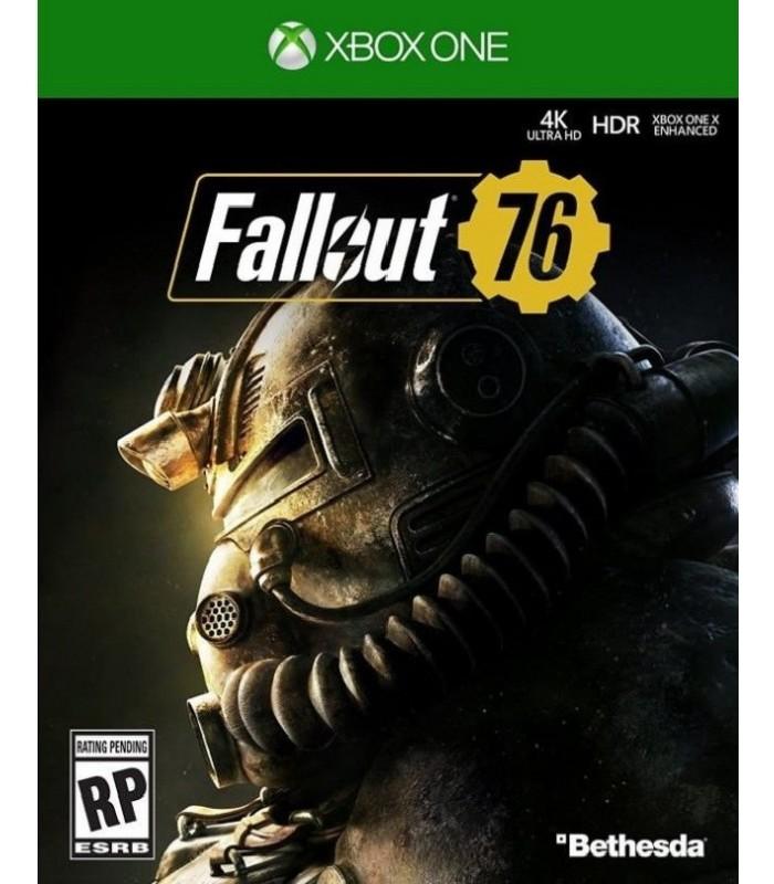 بازی Fallout 76 مخصوص XBOX One