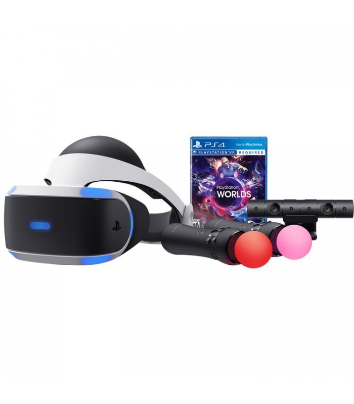 باندل عینک واقعیت مجازی سونی مدل PlayStation VR Bundle