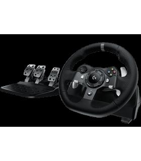 فرمان بازی حرفه ای Logitech مدل G920 Driving Force