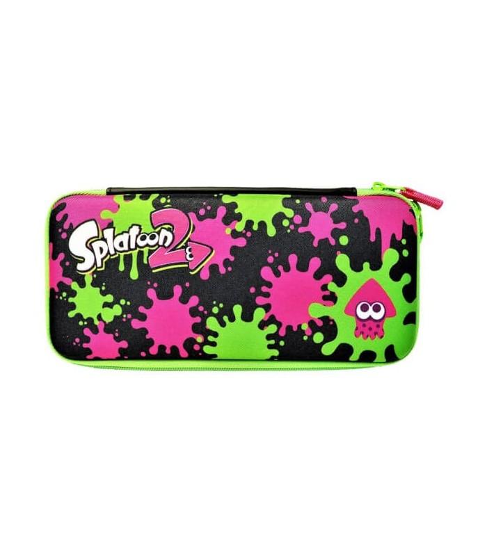 کیف مخصوص کنسول نینتندو سوییچ مدل Hard Pouch - Splatoon 2