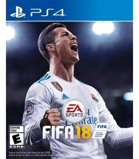 بازی FIFA 18 مخصوص PS4