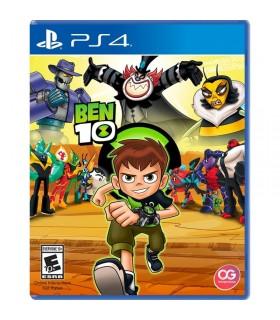 بازی Ben 10 مخصوص PS4