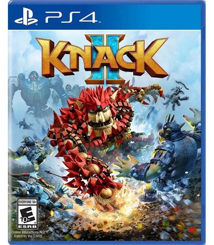 بازی Knack 2 مخصوص PS4