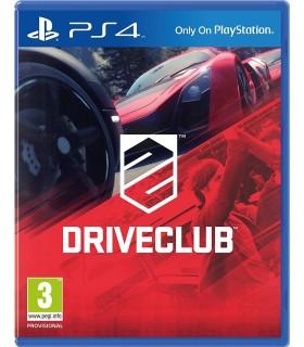 بازی DriveClub مخصوص PS4