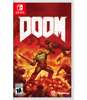 بازی Doom مخصوص Nintendo Switch