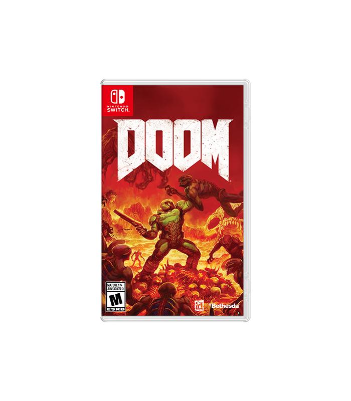 بازی Doom مخصوص Nintendo Switch