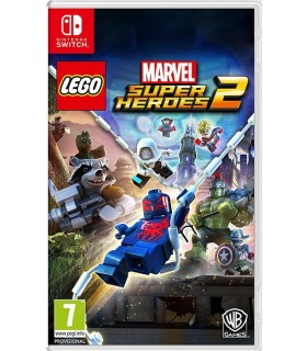 بازی LEGO Marvel Super Heroes 2 مخصوص Nintendo Switch