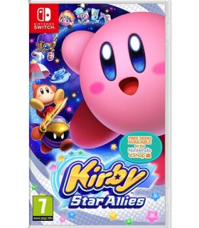 بازی Kirby Star Allies مخصوص Nintendo Switch