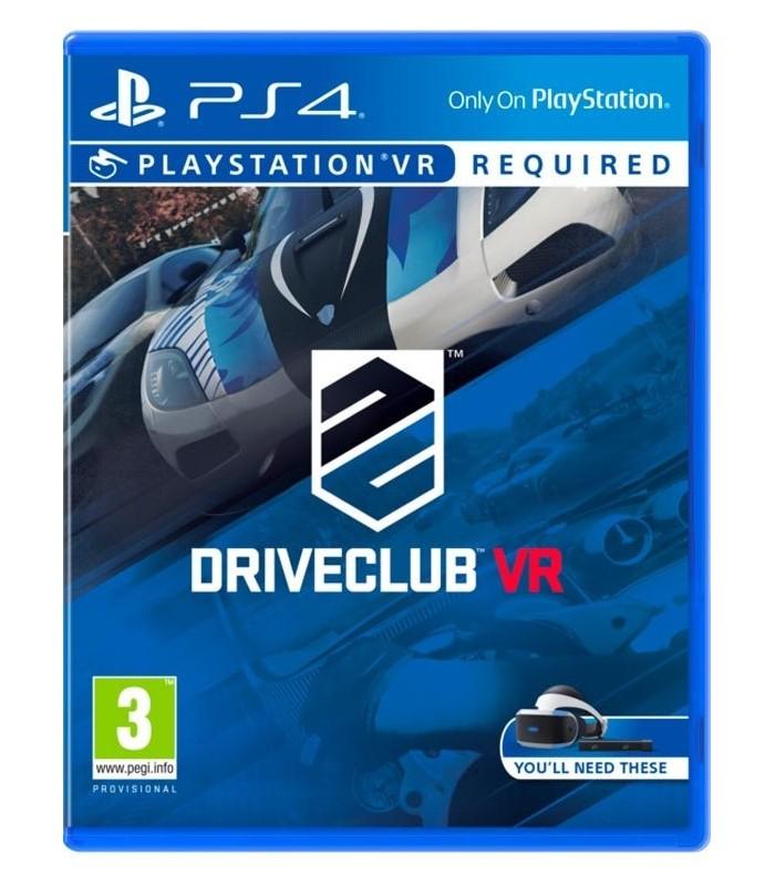 بازی DriveClub VR مخصوص PS4