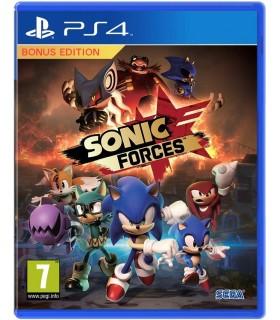 بازی Sonic Forces Bonus Edition مخصوص PS4