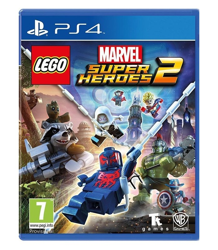 بازی Lego Marvel Super Heroes 2 مخصوص PS4