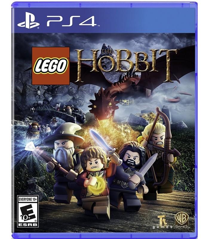 بازی Lego The Hobbit مخصوص PS4