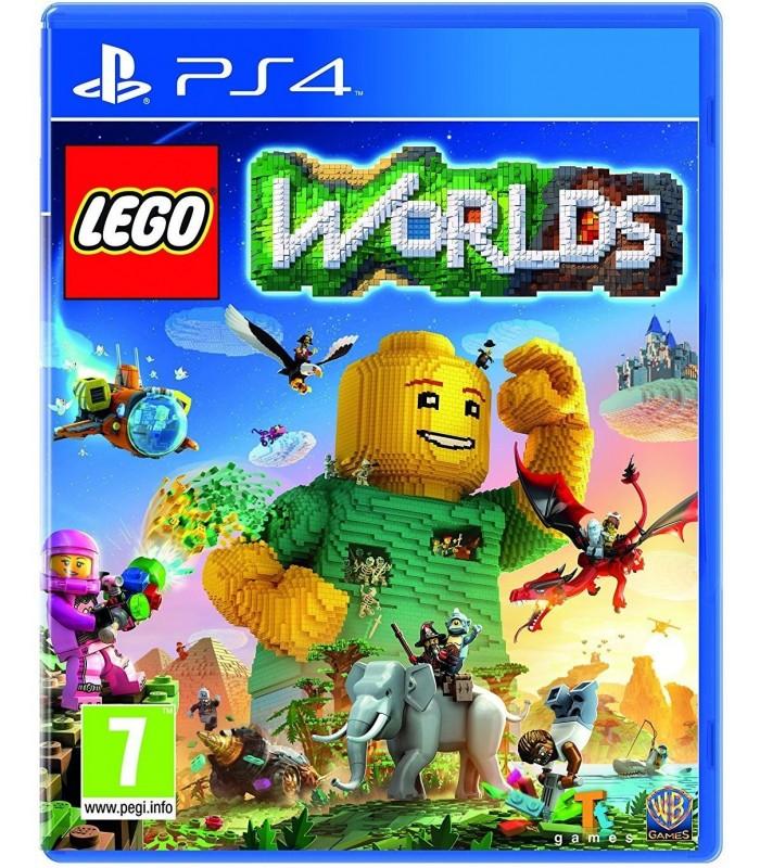 بازی Lego Worlds مخصوص PS4