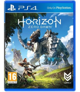 بازی Horizon Zero Dawn مخصوص PS4