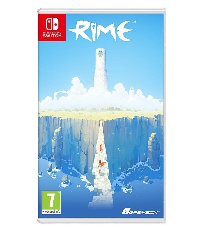 بازی Rime مخصوص Nintendo Switch