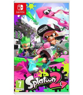 بازی Splatoon 2 مخصوص Nintendo Switch