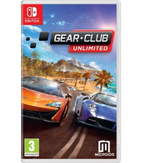 بازی Gear Club Unlimited مخصوص Nintendo Switch