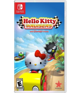 بازی Hello Kitty Kruisers مخصوص Nintendo Switch