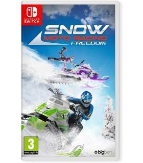 بازی Snow Moto Racer Freedom مخصوص Nintendo Switch
