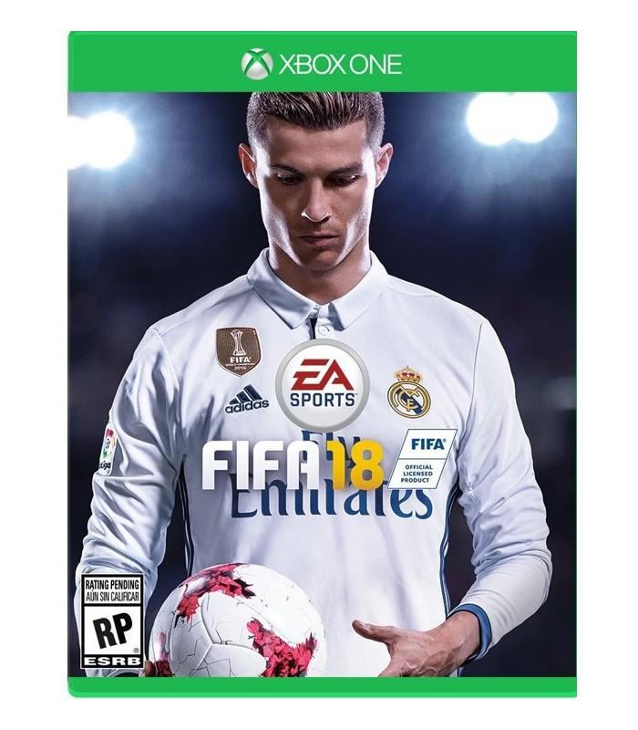 بازی Fifa18 مخصوص Xbox One
