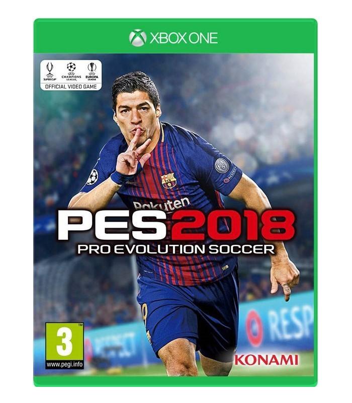 بازی PES 2018 مخصوص Xbox One