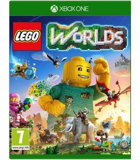 بازی Lego Worlds مخصوص Xbox One