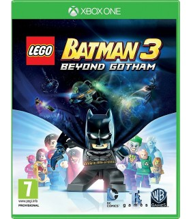 بازی Lego Batman 3 Beyond Gotham مخصوص Xbox One