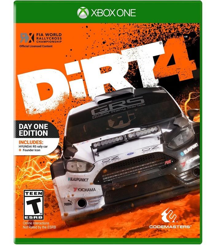 بازی DiRT 4 مخصوص Xbox One