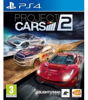 بازی Project Cars 2 مخصوص PS4