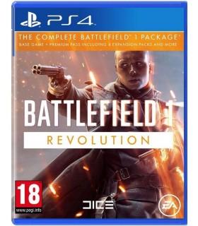 بازی Battlefield 1 Revolution مخصوص PS4