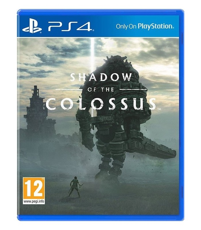 بازی Shadow Of The Colossus مخصوص PS4