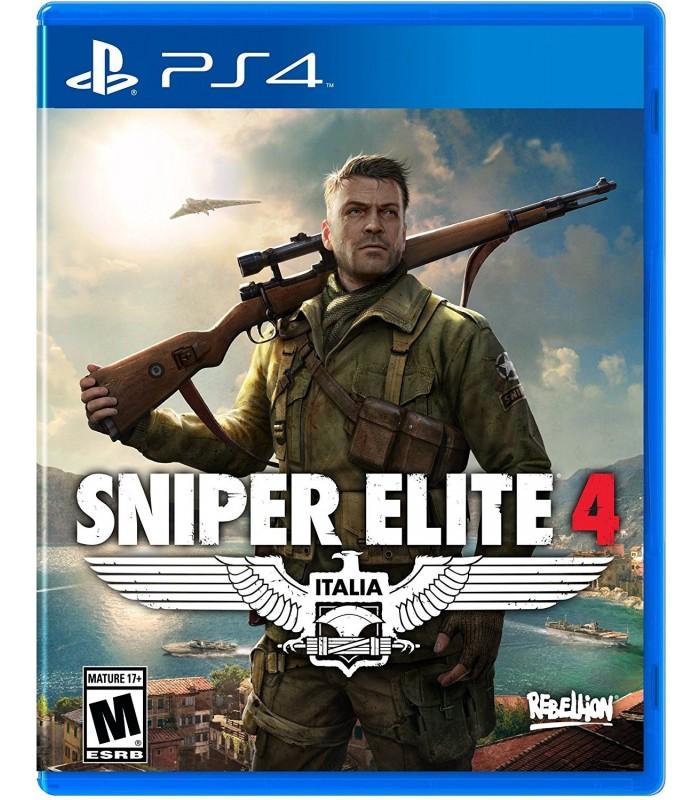 بازی Sniper Elite 4 مخصوص PS4