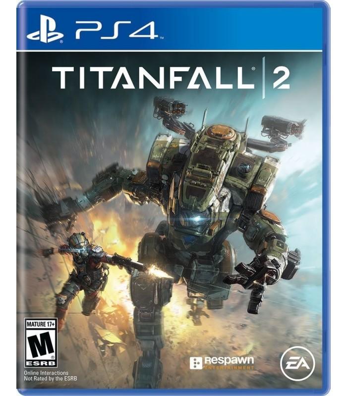 بازی Titanfall 2 مخصوص PS4