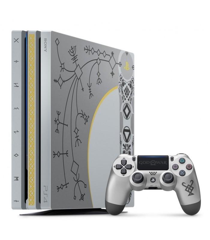 کنسول بازی سونی پلی استیشن PS4 Pro باندل GOD OF WAR